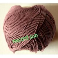DMC  Natura Just Cotton coloris 45 ORCHIDEA