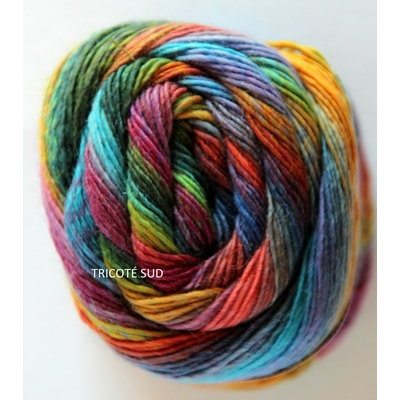 Mille Colori Socks and Lace coloris 50