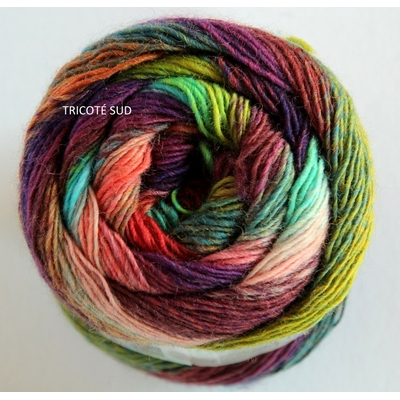 Mille Colori Socks and Lace coloris 53