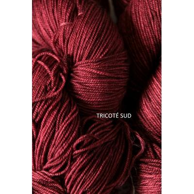 SOCK TIZIANO RED (3) (Medium)