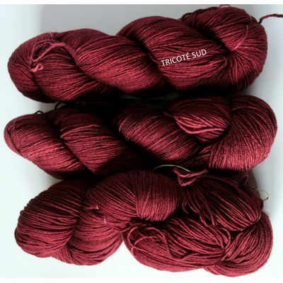 Sock coloris Tiziano Red