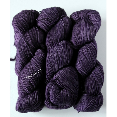Sock coloris Violetta Africana