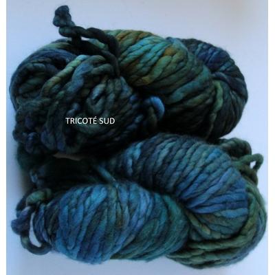 Rasta coloris Verde Azul