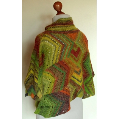PONCHO ANGE + (2) (Medium)