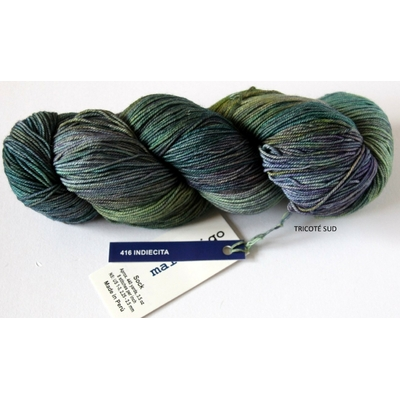 MALABRIGO SOCK INDIECITA (1) (Medium)