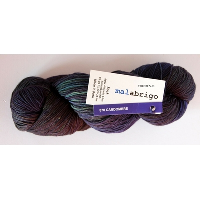 MALABRIGO SOCK CANDOMBE (1) (Medium)