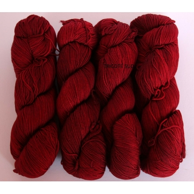 Sock coloris Cereza