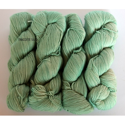 Sock coloris Water Green