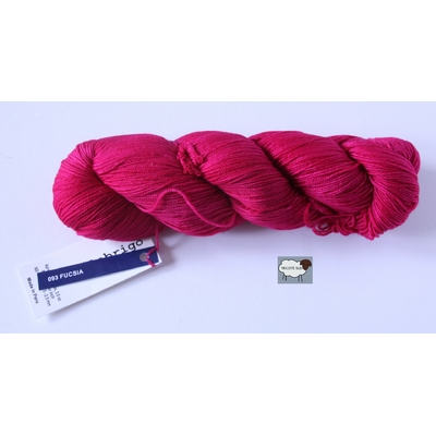 Sock coloris Fucsia