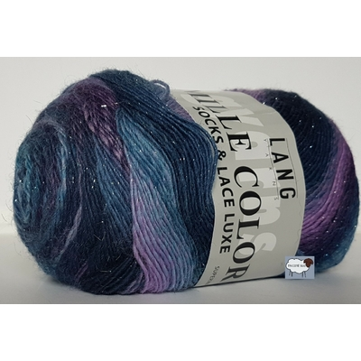 MILLE COLORI SOCKS AND LACE LUXE COLORIS 25 (4) (Large)