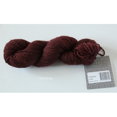 ACADIA FIBRE CO COLORIS CRANBERRY (1) (Large)