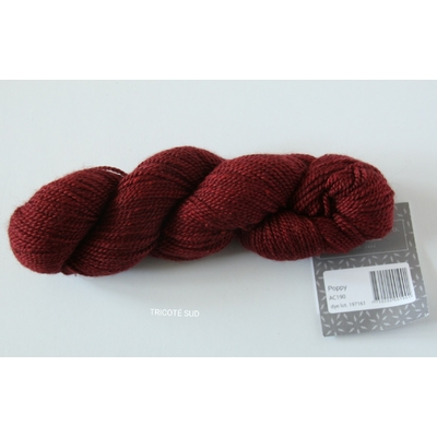 ACADIA FIBRE CO COLORIS POPPY (3) (Large)