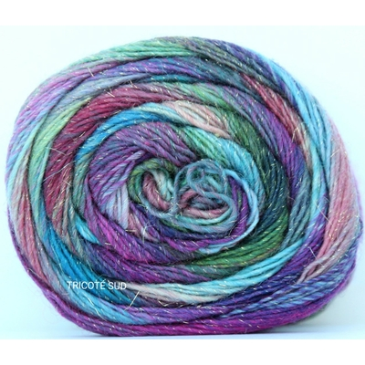 Mille Colori Socks and Lace Luxe coloris 106