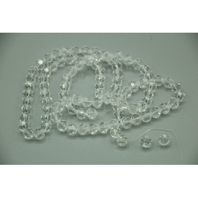 Lot de 100 perles diamètre 6mm