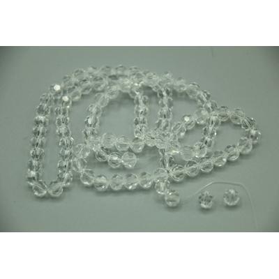 Lot de 100 perles diamètre 6mm