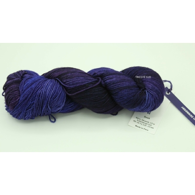 Sock coloris Dewberry
