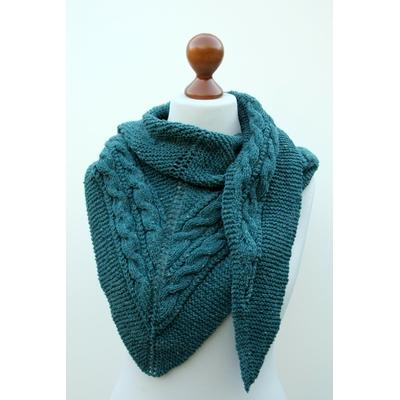 Kit tricot chèche Boréalis