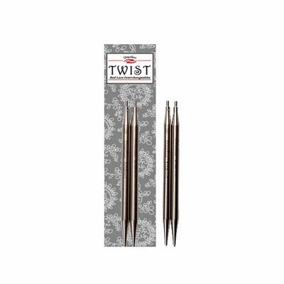 Pointes aiguilles circulaires Twist Lace longueur 13cm