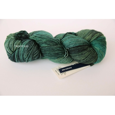 Malabrigo silkpaca dentelle Alpaga Soie à tricoter fil laine 50 g-Frank ocre 035
