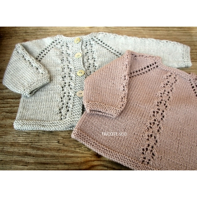 Kit tricot Marmotte