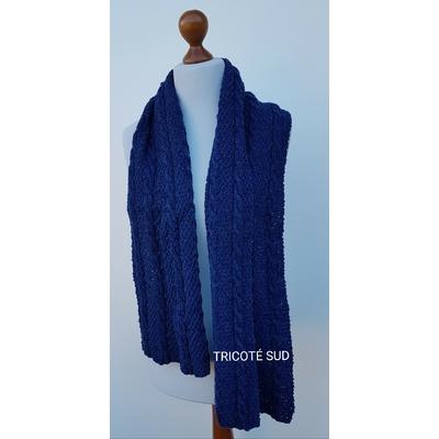 Kit tricot écharpe Brevan