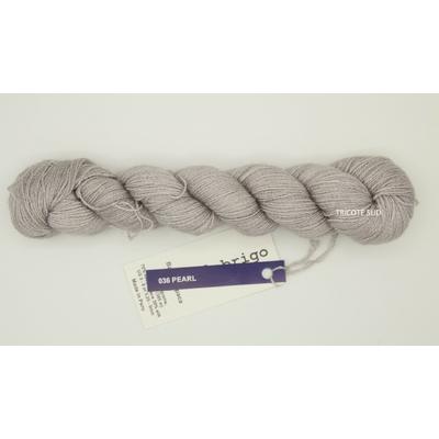 Baby Silkpaca lace coloris Pearl