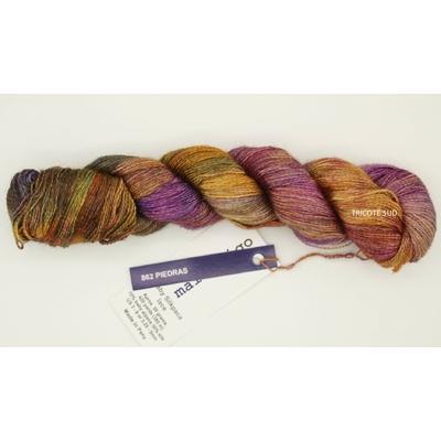 Baby Silkpaca lace coloris Piedras