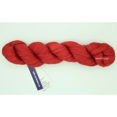 Baby Silkpaca lace coloris Ravelry Red