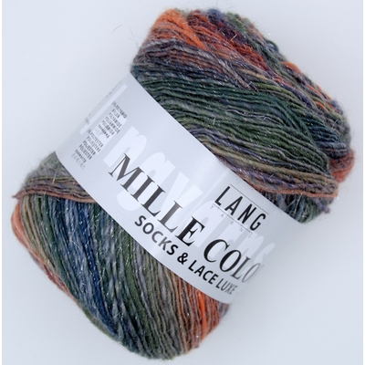 MILLE COLORI SOCKS AND LACE LUXE COLORIS 57 (1) (Large)