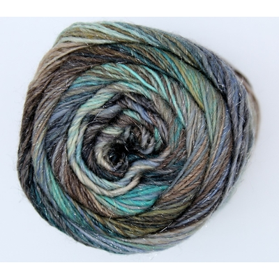 Mille Colori Socks and Lace Luxe coloris 58