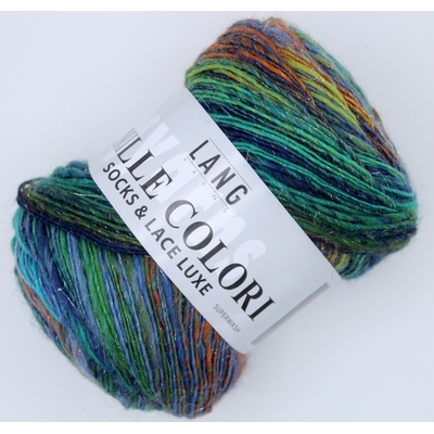 MILLE COLORI SOCKS AND LACE LUXE COLORIS 152 (1) (Large)