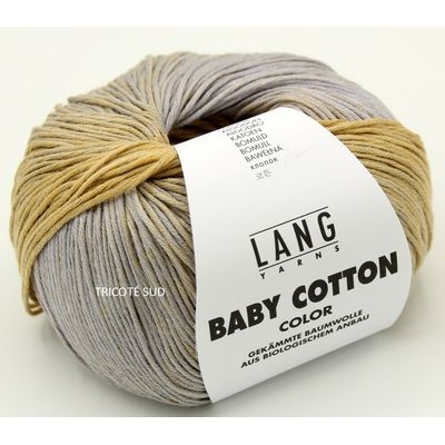 Baby Cotton Color coloris 54