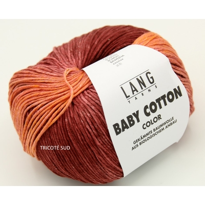 Baby Cotton Color coloris 56