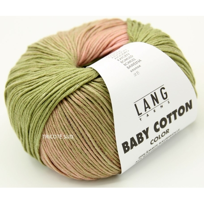 Baby Cotton Color coloris 158