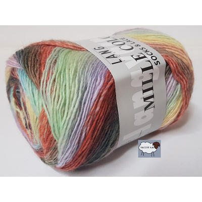 MILLE COLORI SOCKS AND LACE COLORIS 51 (1) (Large)