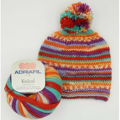 KNITCOL ADRIAFIL COLORIS 86(3) (Medium)