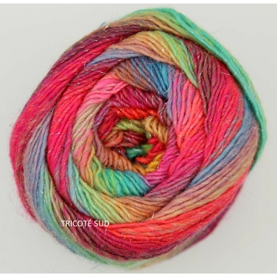 Mille Colori Socks and Lace Luxe coloris 51