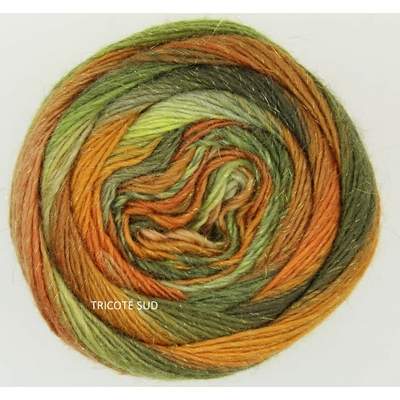 Mille Colori Socks and Lace Luxe coloris 59