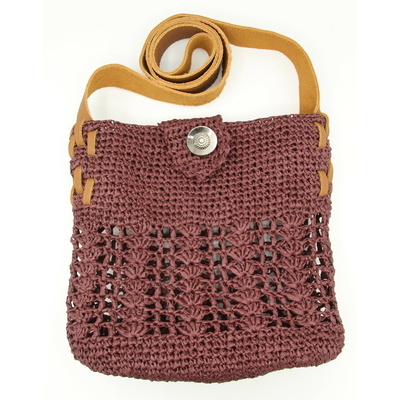 Kit crochet sac Gardénia