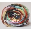 MILLE COLORI SOCKS AND LACE COLORIS 51 (5) (Large)