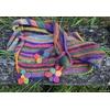 ECHARPE GIROFLEE TRICOTE SUD MILLE COLORI BABY LANG YARNS (14) (Large)