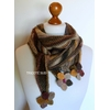 ECHARPE GIROFLEE TRICOTE SUD MILLE COLORI BABY LANG YARNS (8) (Large)