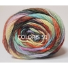 MILLE COLORI SOCKS AND LACE LANG YARNS COLORIS 51 (3) (Large)