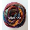 MILLE COLORI SOCKS AND LACE LANG YARNS COLORIS 90 (Large)
