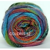 MILLE COLORI SOCKS AND LACE LUXE COLORIS 52 (2) (Large)