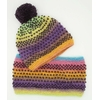 LUCIOLE SNOOD BONNET COLORIS A (7) (Medium)