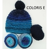LUCIOLE SNOOD BONNET COLORIS E (12) (Medium)