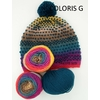 LUCIOLE SNOOD BONNET COLORIS G(16) (Medium)