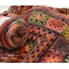 MILLE COLORI SOCKS AND LACE LUXE LANG YARNS COLORIS 62 (4) (Medium)