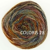 MILLE COLORI SOCKS AND LACE LUXE LANG YARNS COLORIS 26 (2) (Medium)